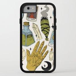 Fortune Teller Starter Pack Color iPhone Case