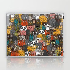 plushies Laptop & iPad Skin