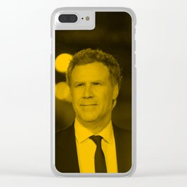Will Ferrell Clear iPhone Case