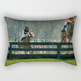 THREEZA CROWD Rectangular Pillow