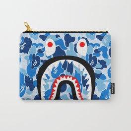 bape blue Carry-All Pouch
