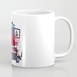 Fantasy city Coffee Mug