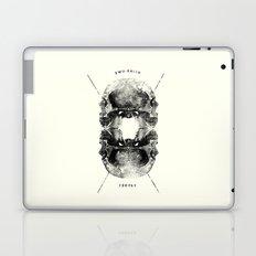 Two-Faced People Laptop & iPad Skin