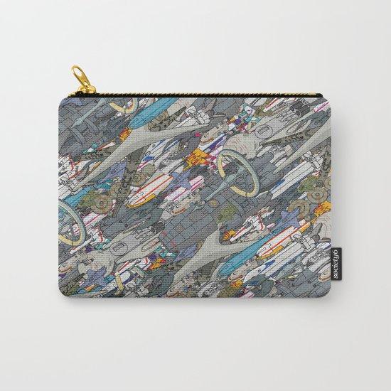 Battlestar Carry-All Pouch