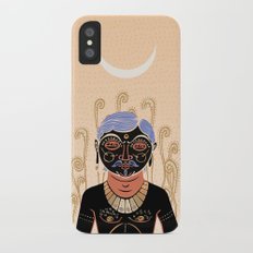 Indian Man Slim Case iPhone X