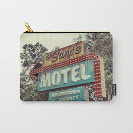 Sands Motel Carry-All Pouch
