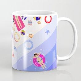 Beach Love - Part 2 Coffee Mug