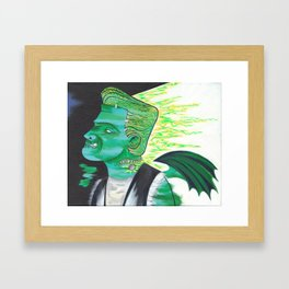 Mind for the Mistress Framed Art Print