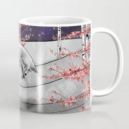 Jumping Fox Coffee Mug