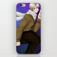 russia iPhone & iPod Skins featuring APH- Russia by sleuthysaturn