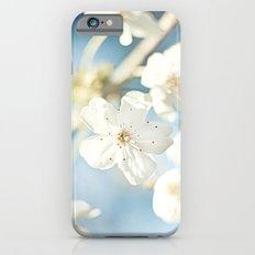 Flowers in the Sky Slim Case iPhone 6