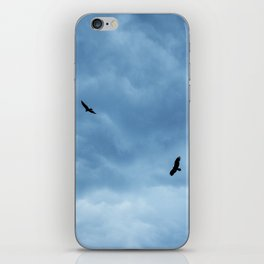 """Free as a Bird"" iPhone Skin"