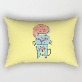 Can I have this? Rectangular Pillow