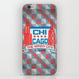 CHI-City iPhone Skin