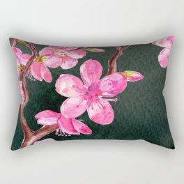 Flowers bouquet #60 Rectangular Pillow