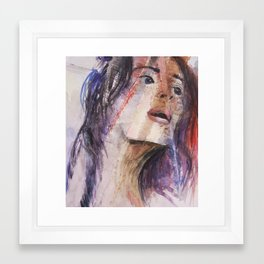 Fiona Framed Art Print
