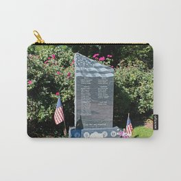Hood Park Memorial -horizontal Carry-All Pouch