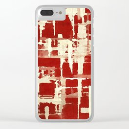 Sync Clear iPhone Case