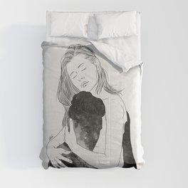Deeply peaceful heaven. Comforters