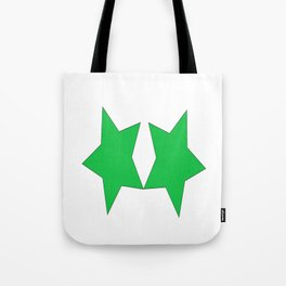 Double take Tote Bag
