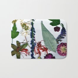 Floral Frenzy Bath Mat