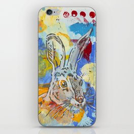 Rabbit #176 iPhone Skin