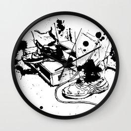 Jam Spot Wall Clock
