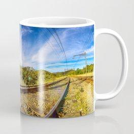 360º Railroad Coffee Mug