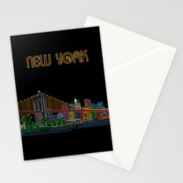 New York Circuit Stationery Cards