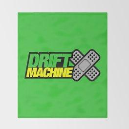 Drift Machine v3 HQvector Throw Blanket