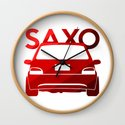 Citroen Saxo - classic red - by vehicle