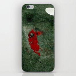 caballito del mar menor iPhone Skin