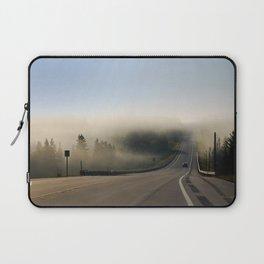 Country Sunrise Landscape Laptop Sleeve