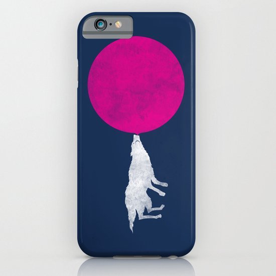 Bubble Moon iPhone & iPod Case