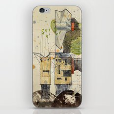 Domicile 03_New Year Moon iPhone & iPod Skin