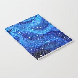 Galaxy Painting Acrylic Galaxy Art Notebook
