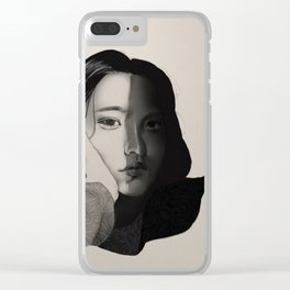 Kim Yerim - 김예림 Clear iPhone Case