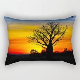 The Many Colours of Kununurra Rectangular Pillow
