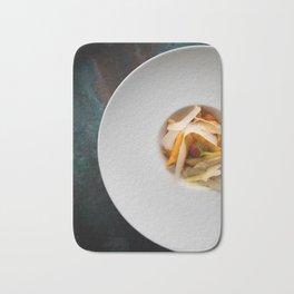 The Art of Food Pasta Heaven Bath Mat