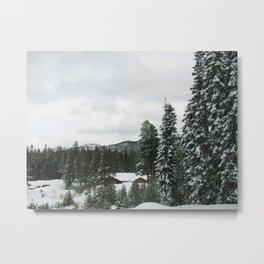 Tahoe 0376 Metal Print