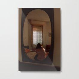 A room Metal Print