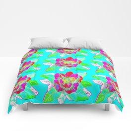 Happy Summer Comforters