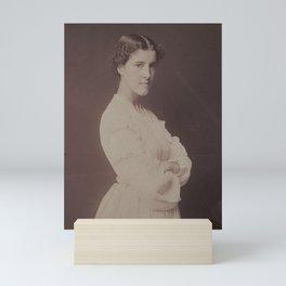 Charlotte Perkins Gilman Mini Art Print