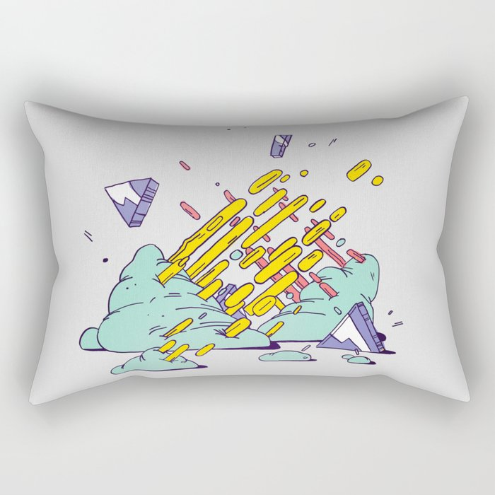 Shapes Rectangular Pillow