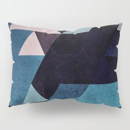 0052 // blux redux Pillow Sham