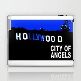 Hollywood Sign at Night Laptop & iPad Skin