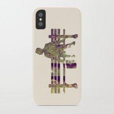 Forrest Slim Case iPhone X