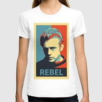 rebel T-shirts featuring Rebel by Sparks68