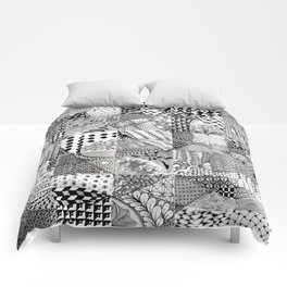 Collaboration Test Comforters