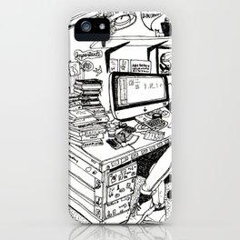 La jungla de V iPhone Case